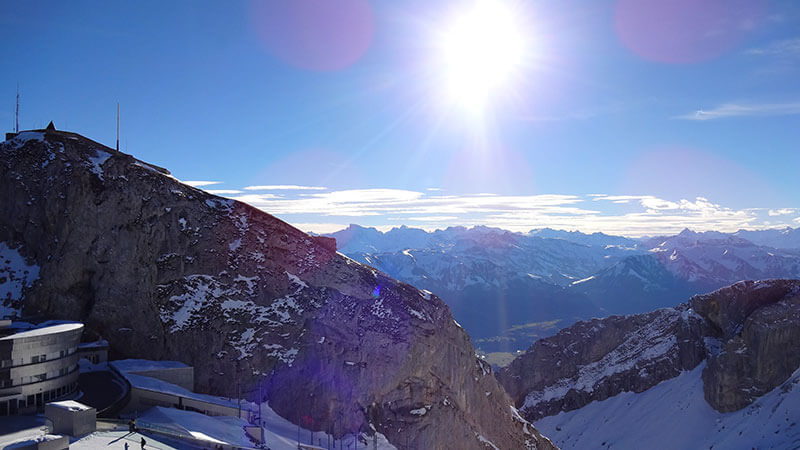 Monte Pilatus - Lucerna - Suíça