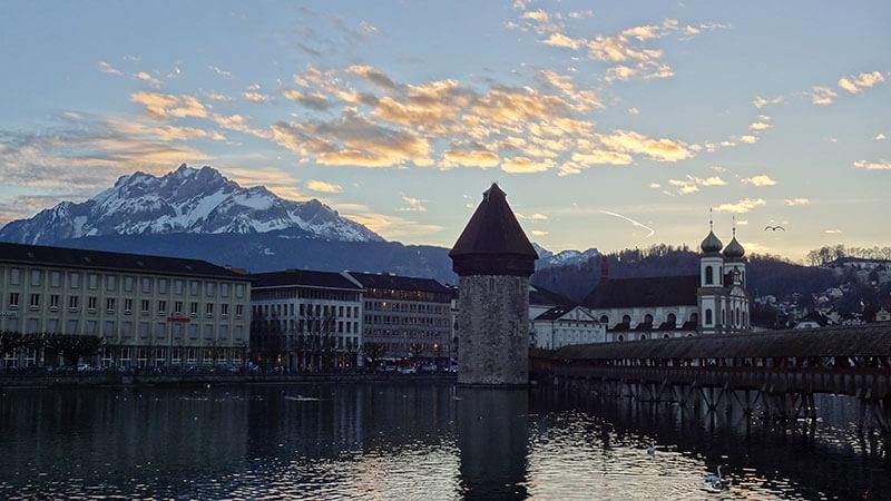 Lucerna - O que fazer na Suíça