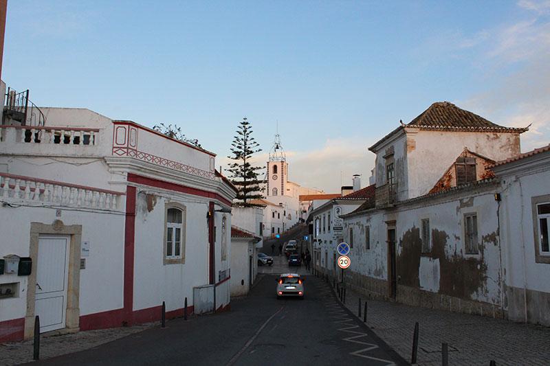 Centro de Albufeira - Algarve - Quanto custa uma viagem para Portugal