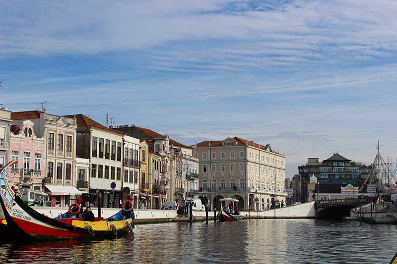 Aveiro - Portugal - Quanto custa uma viagem para Portugal