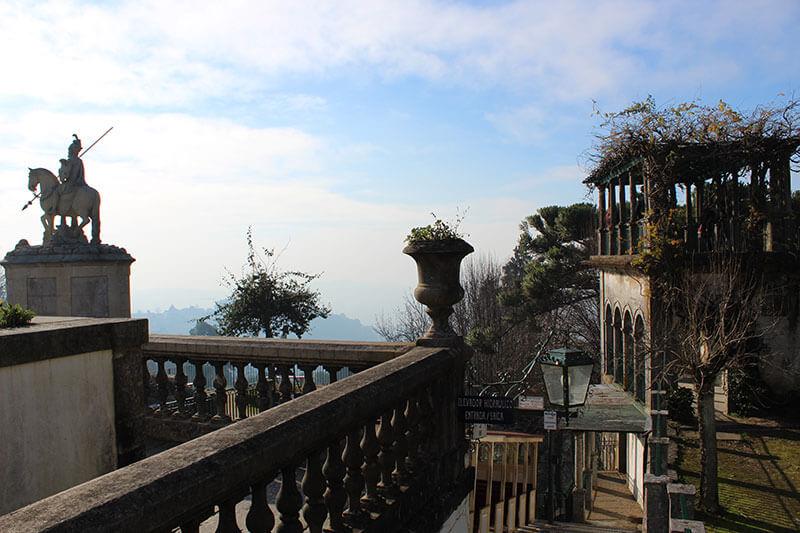 Santuário Bom Jesus - Braga - Quanto Custa uma viagem para Portugal