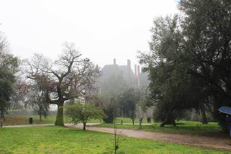 Paço do Duque - Guimarães - Quanto custa uma viagem para Portugal
