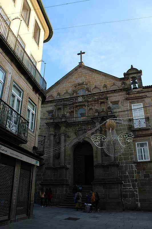 Igreja da Misericórdia - Braga em Portugal