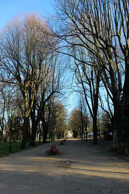 Jardim Palácio de Cristal - Porto - O que fazer em Porto