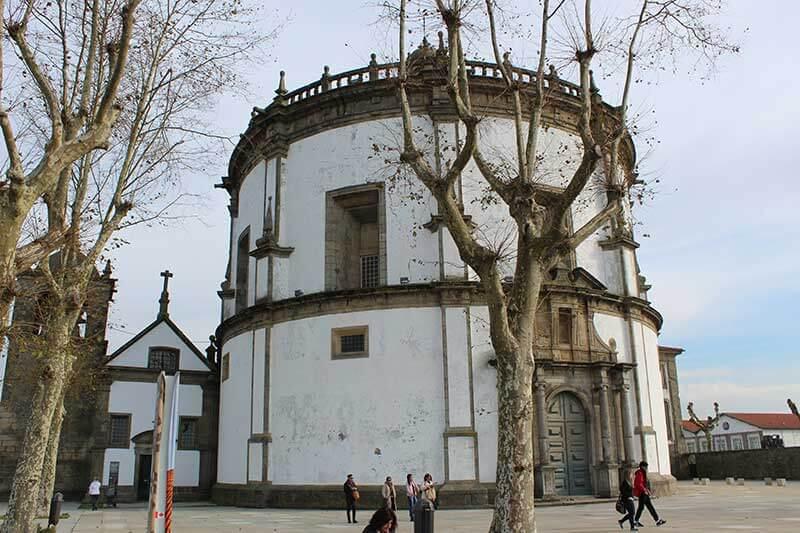 Mosteiro Serra do Pilar - Vila Nova de Gaia