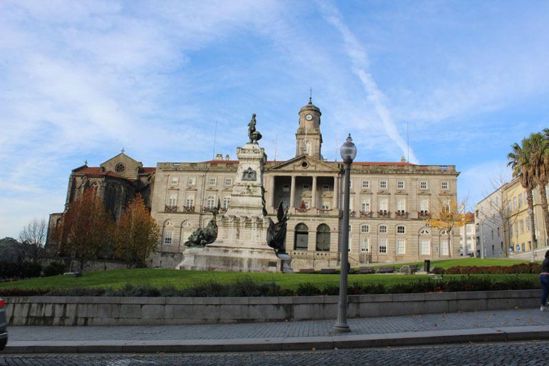 Palácio da Bolsa e Igreja São Francisco - Porto