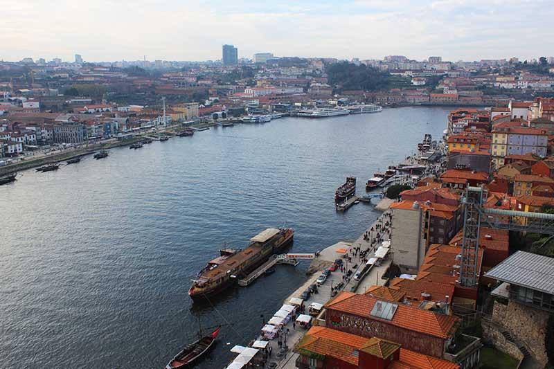 Porto - Rio Douro - Quanto custa uma viagem para Portugal