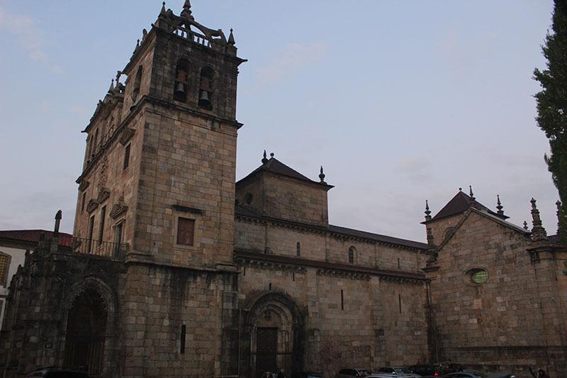 Sé de Braga em Portugal