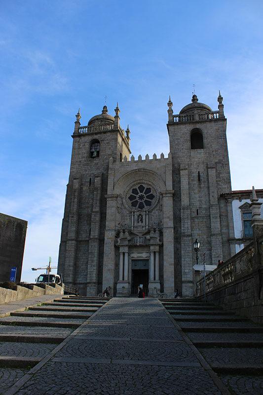 Sé do Porto - O que fazer em Porto