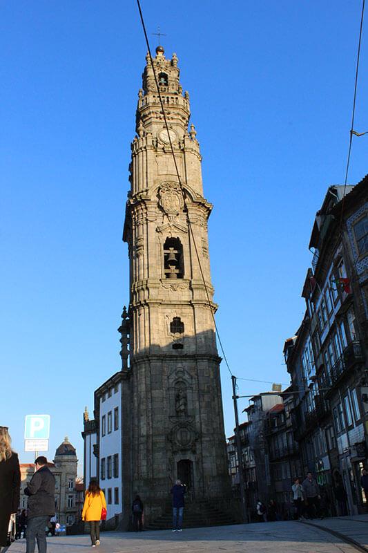 Torre dos Clérigos - Porto - O que fazer em Porto