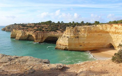 Benagil - Praias do Algarve