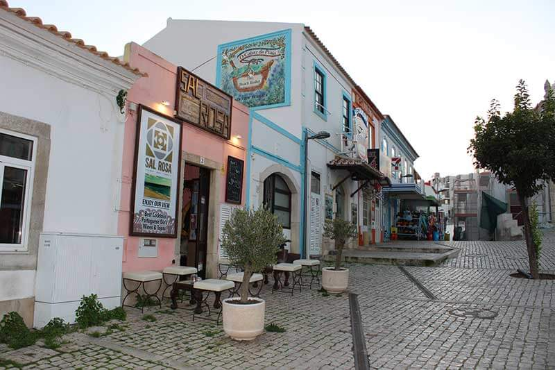 Centro de Albufeira - Praias do Algarve