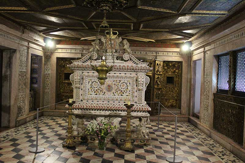 Cripta Santa Joana - Museu de Aveiro Santa Joana