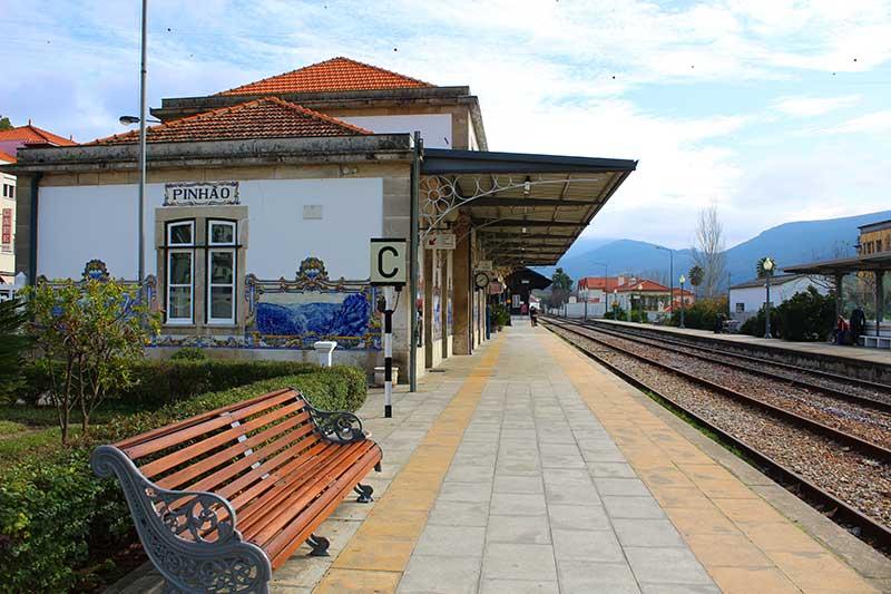 Estação de Trem Pinhão