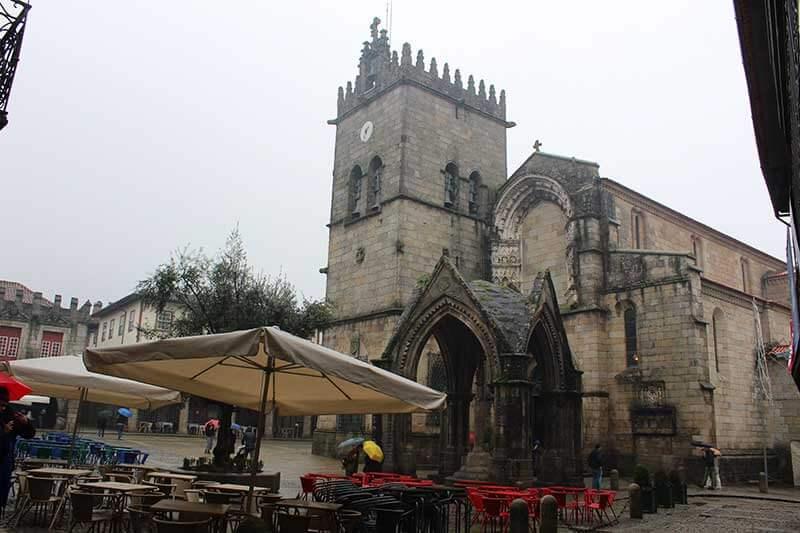 Igreja Nossa Senhora da Oliveira - Guimarães
