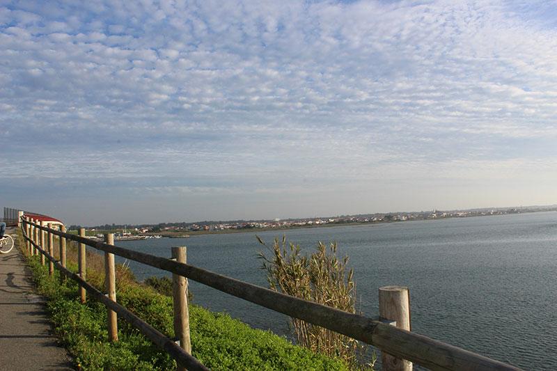 Vista da Ria sobre a Ponte - O que fazer em Aveiro