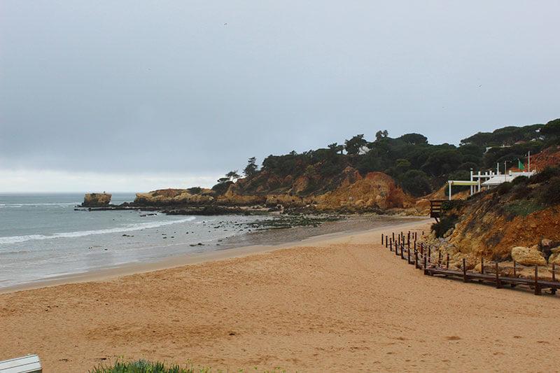 Praia de Santa Eulália - Albufeira - Praias do Algarve