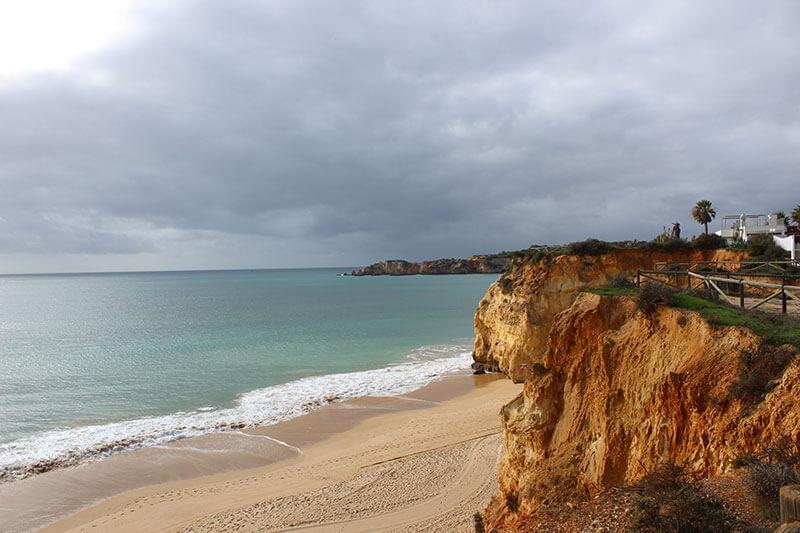 Praia do Vau - Portimão - Praias do Algarve