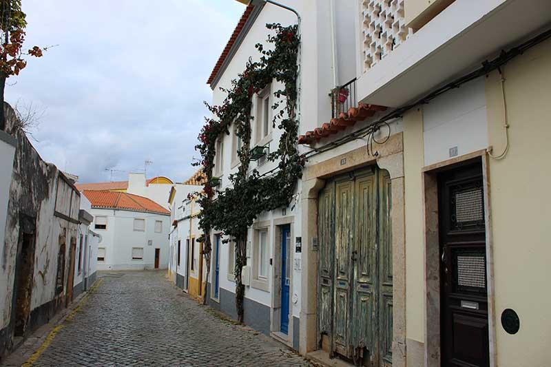 Ruas de Tavira Portugal