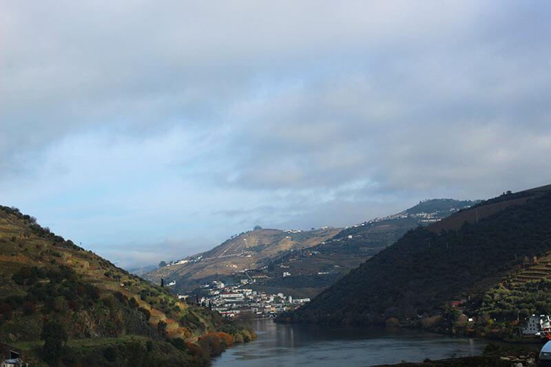 Vale do Rio Douro Portugal