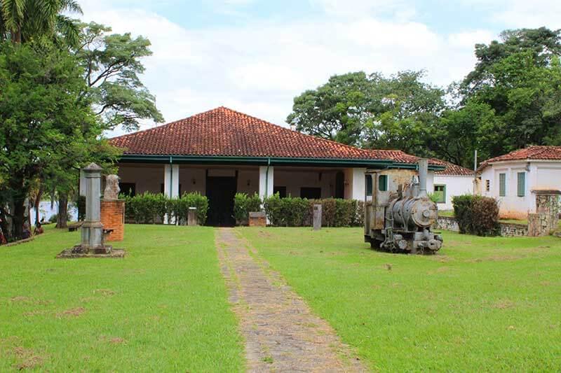 Centro de Memória - Fazenda Ipanema