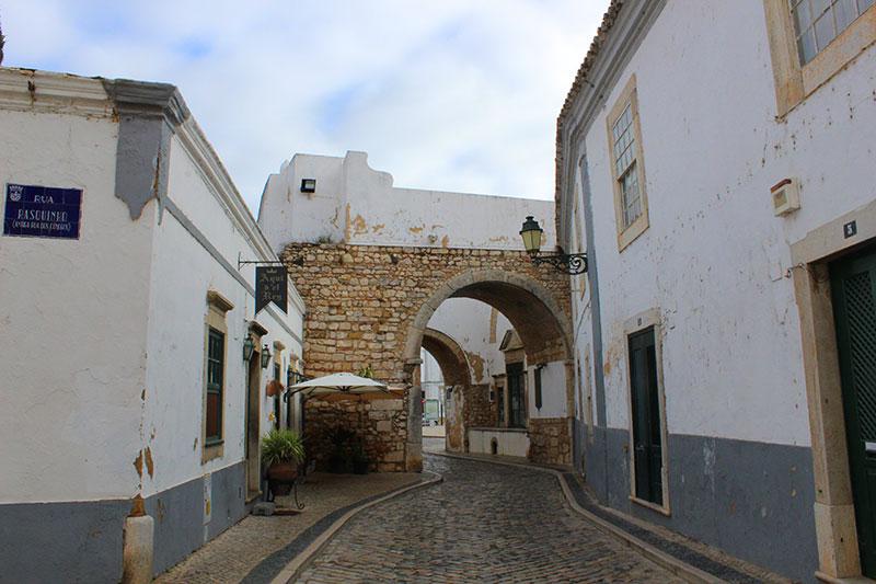 Arco do Repouso - Faro Portugal