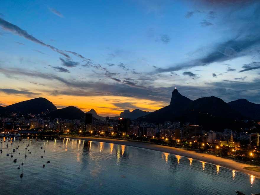 Baia de Guanabara - Rio de Janeiro