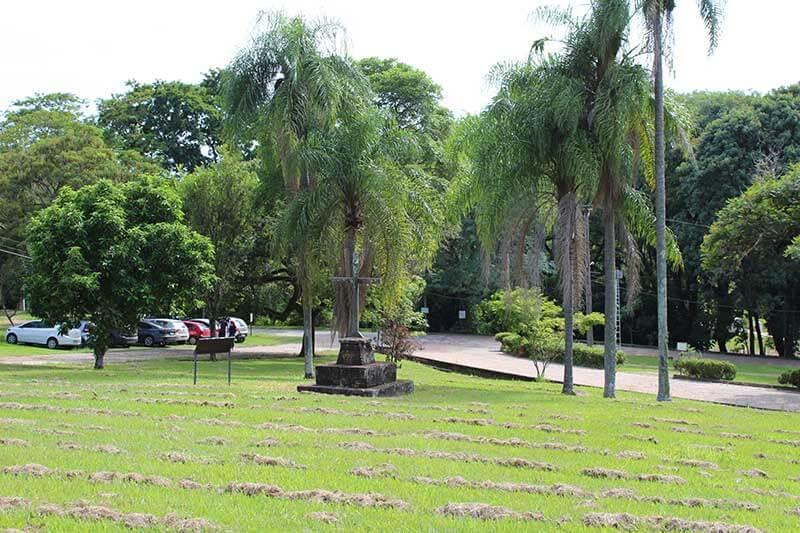 Cruz de Ferro - Fazenda Ipanema Sorocaba