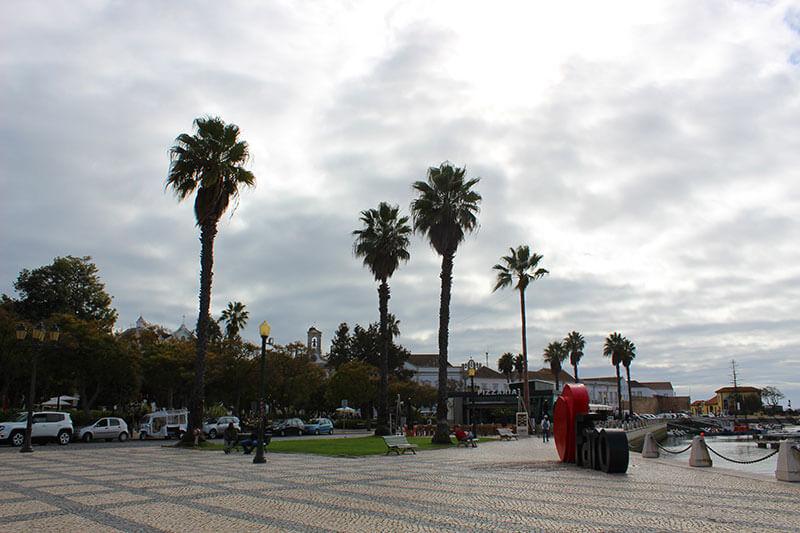 Doca do Recreio - Cidade de Faro