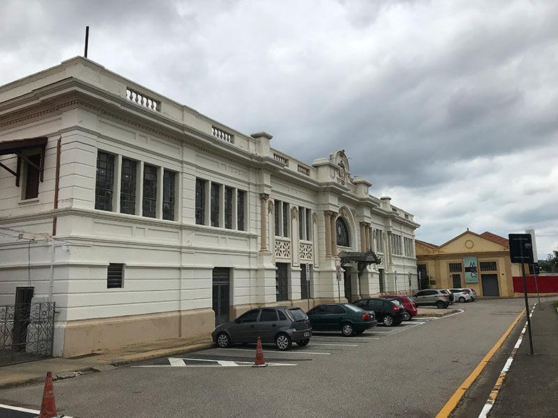 Estação Ferroviária - Sorocaba