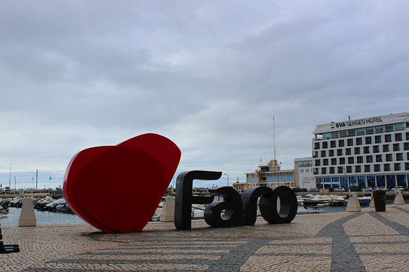 Cidade de Faro - Portugal