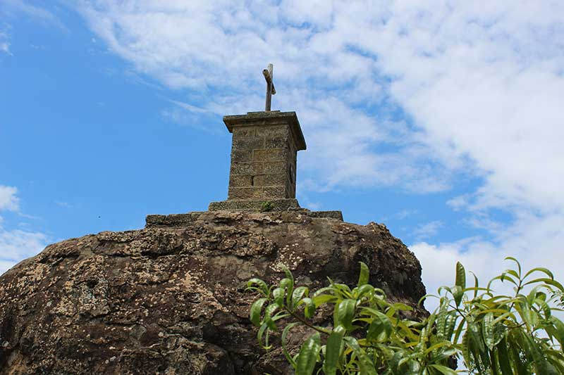 Monumento Varnhagen - Fazenda Ipanema