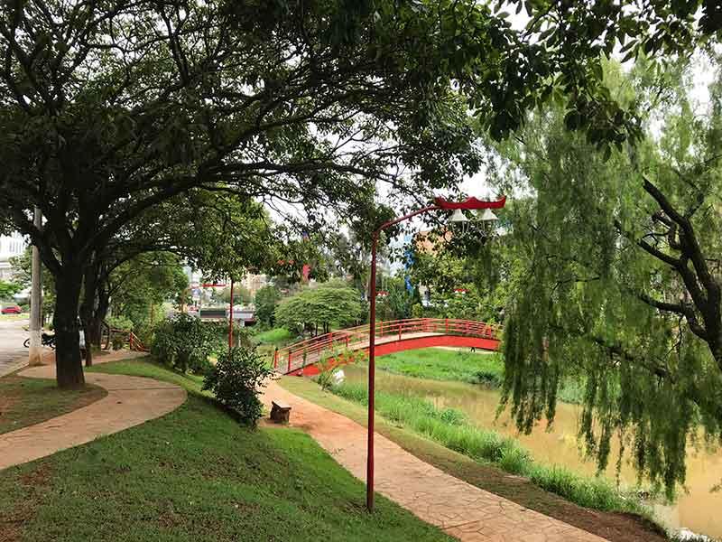 Parque Kasato Maru - Sorocaba - O que fazer em Sorocaba