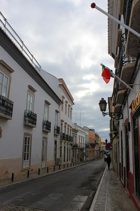 Ruas da Cidade de Faro