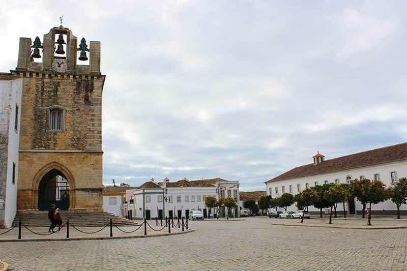 Sé de Faro - Portugal