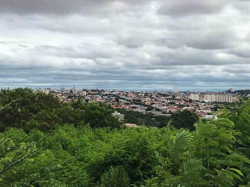 Vista de Sorocaba - Jardim Botânico - O que fazer em Sorocaba
