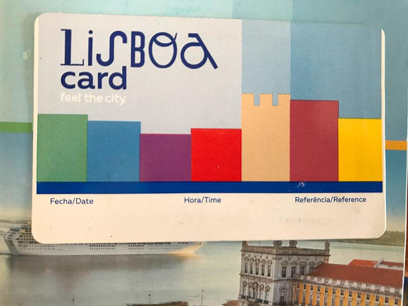 Lisboa Card Vale a Pena