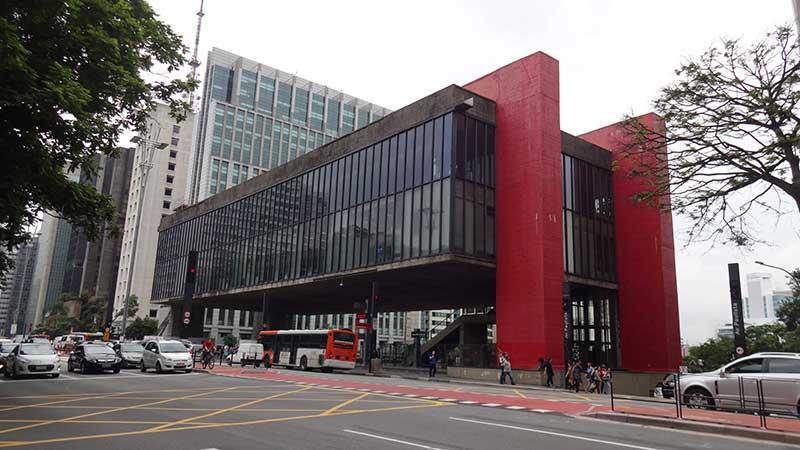 MASP - São Paulo - Visita Virtual
