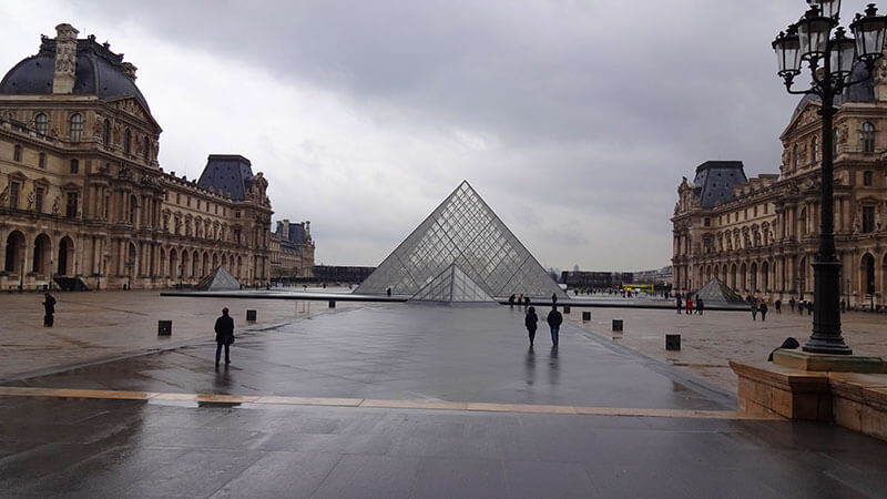 Museu do Louvre - Paris - Visita Virtual