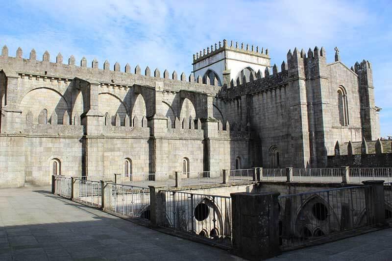 Sé do Porto - Portugal - Visita Virtual