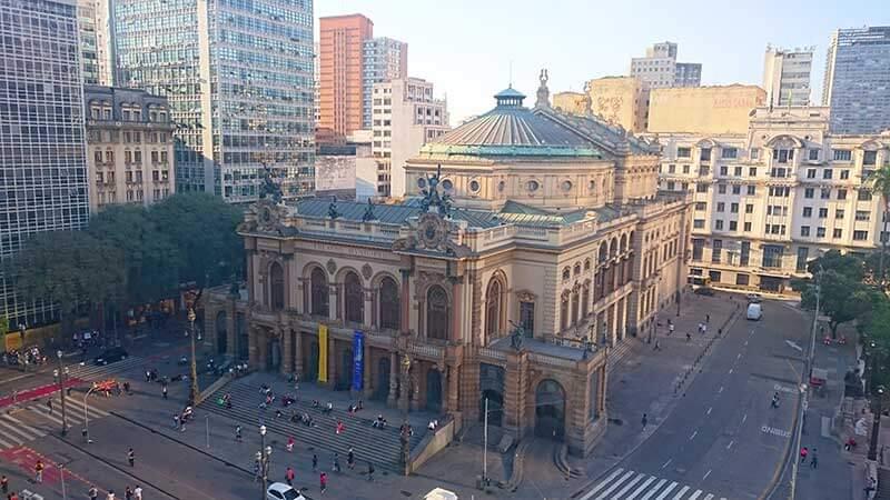 Teatro Municipal - São Paulo - Visita Virtual