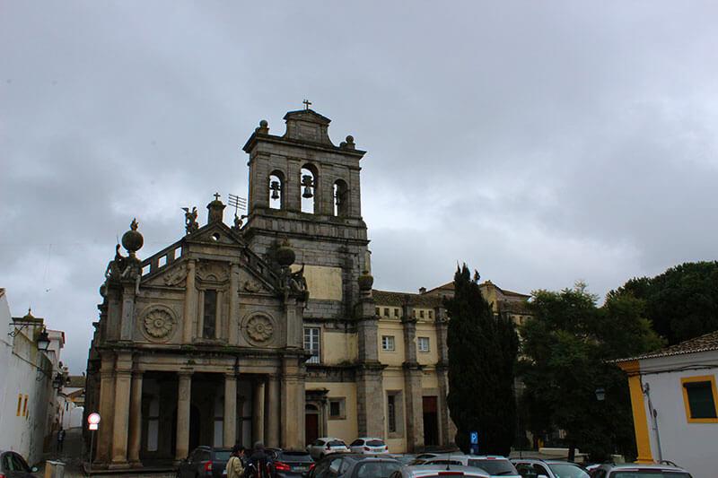 Igreja da Graça - Évora