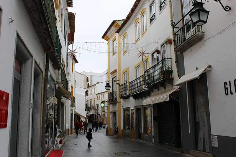 Ruas de Évora