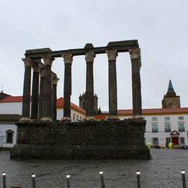 Templo de Diana - Évora - O que fazer em Évora