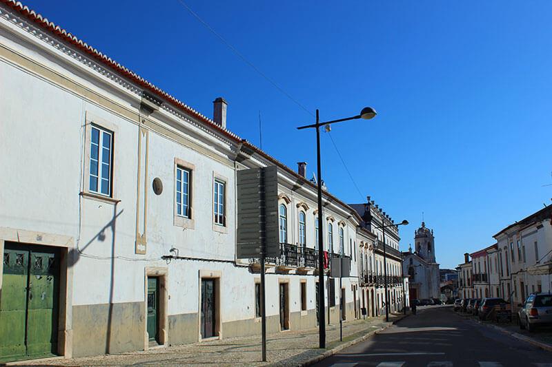 Borba - Interior de Portugal