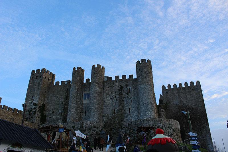 Castelo de Óbidos - O que fazer em Lisboa