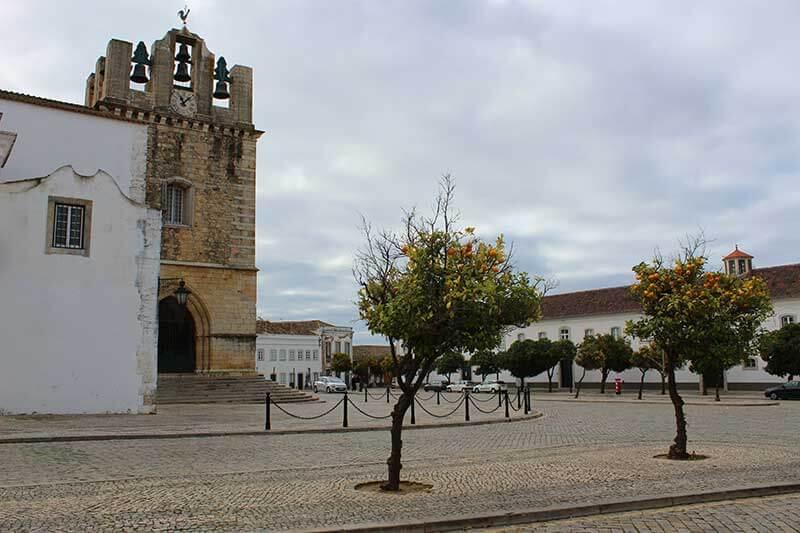 Faro - Interior de Portugal