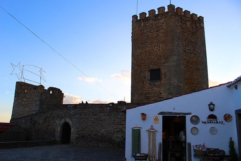 Monsaraz - Interior de Portugal
