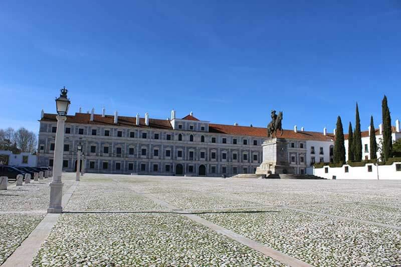 Palácio Ducal - Vila Viçosa - Interior de Portugal