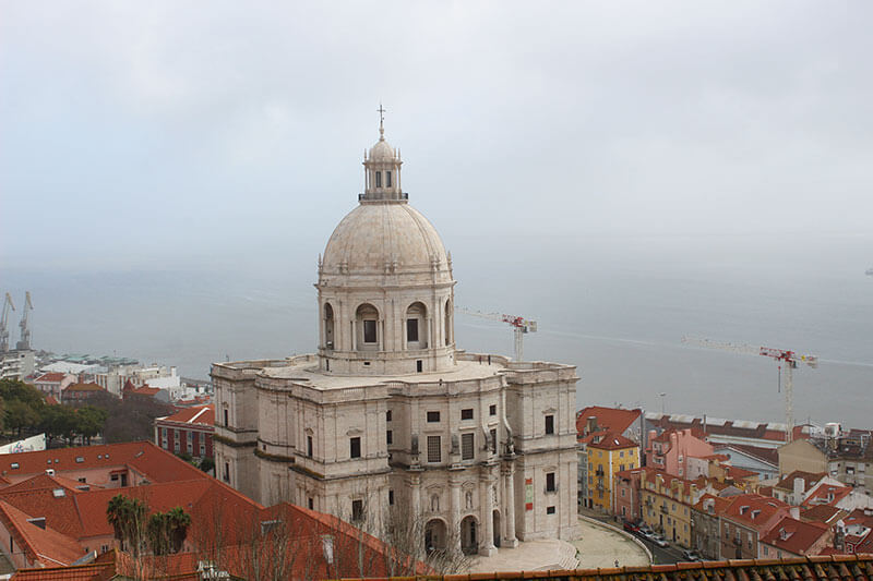 Panteão Nacional - O que fazer em Lisboa